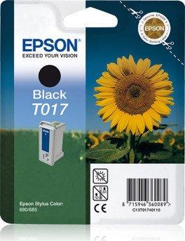 Epson Tinte T017 schwarz (C13T01740110)