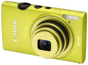 Canon Digital Ixus 125 HS green (6052B006)