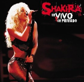 Shakira - Live And Off The Record (DVD)