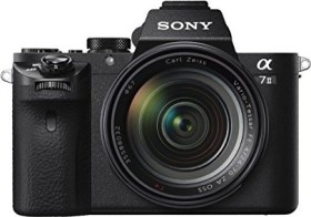 Sony Alpha 7 II schwarz mit Objektiv FE 24-70mm 4.0 ZA OSS (ILCE-7M2Z)