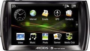 Archos 5 Internet Tablet 500GB (501332)