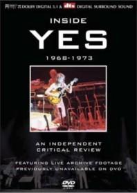 Yes - Inside 1968-1973 (DVD)