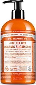 Dr. Bronner Shikakai tea tree liquid soap, 355ml
