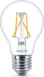 Philips LED bulb E27 5.5W/827 dimmable (810637-00)