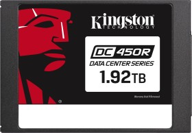 Kingston DC450R Data Center Series Read-Centric SSD 1.92TB, SATA (SEDC450R/1920G)