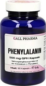 Phenylalanin 500mg GPH Kapseln, 90 Stück