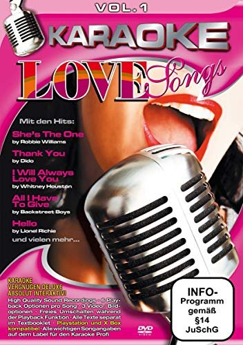 Karaoke: Movie Love Songs -- via Amazon Partnerprogramm