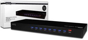 Digitus DS-43211 DVI switch 8-port