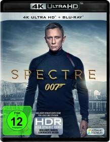 James Bond - Spectre (4K Ultra HD)