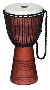 Meinl ADJ2-M+BAG Water Rhythm series Djembe