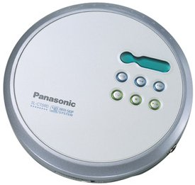 Panasonic SL-CT590 white