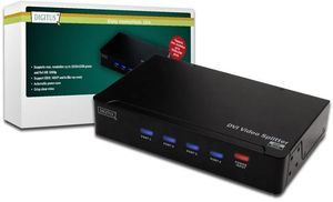Digitus DS-42211 DVI switch 4-port