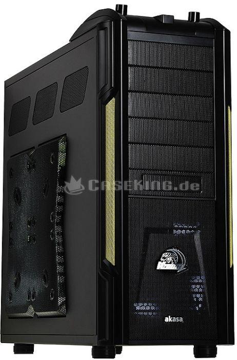 Akasa VenomStrike (AK-STR-01BK) -- © caseking.de