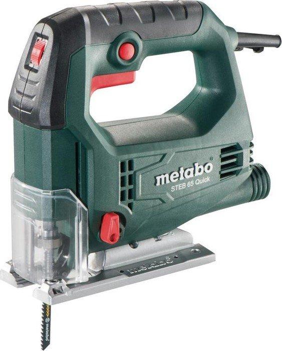 Metabo STEB 65 Quick Elektro-Pendelhubstichsäge (601030000)