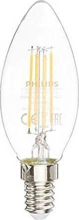 Philips LED Candle E14 4.3W/827 (808658-00)
