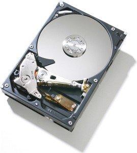 HGST Deskstar T7K500 250GB, IDE (HDT725025VLAT80)