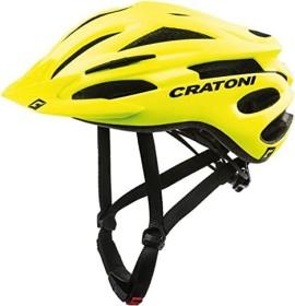 Cratoni Pacer Helm neonyellow matt