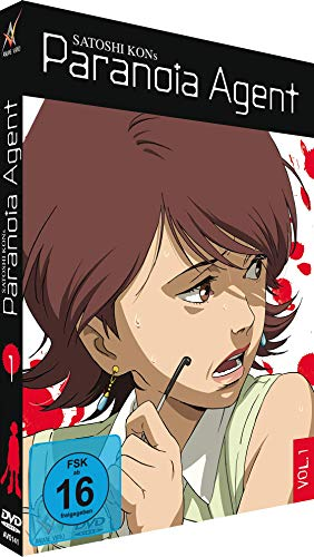 Paranoia Agent Vol. 1 -- via Amazon Partnerprogramm