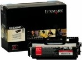 Lexmark Toner 64036HE black