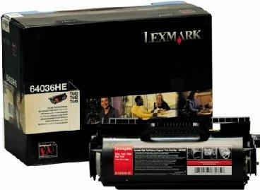 Lexmark 64036HE Toner schwarz -- via Amazon Partnerprogramm