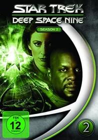 Star Trek: Deep Space Nine Season 2 (UK)