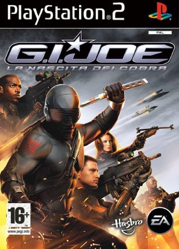 Gi-Joe (German) (PS2) -- via Amazon Partnerprogramm