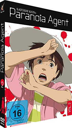Paranoia Agent Vol. 2 -- via Amazon Partnerprogramm