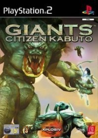 Giants - Citizen Kabuto (PS2)