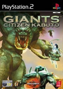 Giants - Citizen Kabuto (niemiecki) (PS2)