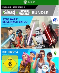 Die Sims 4 inkl. Star Wars: Reise nach Batuu (Xbox One)