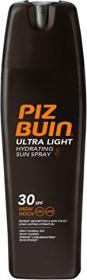 Piz Buin Ultra Light Hydrating Sun Spray LSF30, 200ml