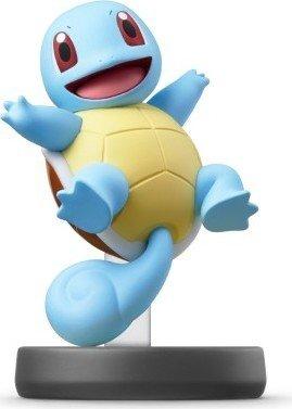 Nintendo amiibo figure Super Smash Bros. Collection Schiggy (switch/WiiU/3DS)