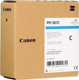 Canon Tinte PFI-307C cyan (9812B001)