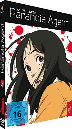Paranoia Agent Vol. 4 -- via Amazon Partnerprogramm