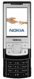 Nokia 6500 slide black (002F8D5)
