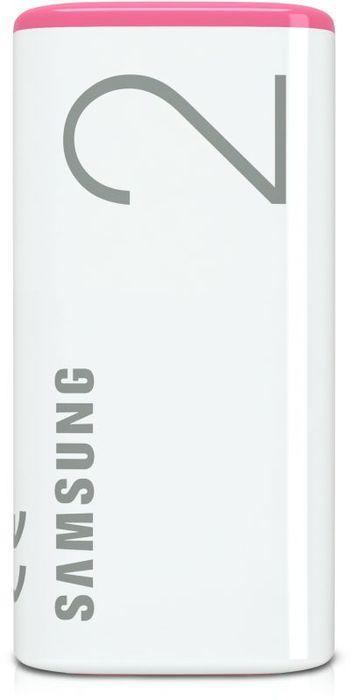Samsung TicToc YP-S1QP 2GB white/pink