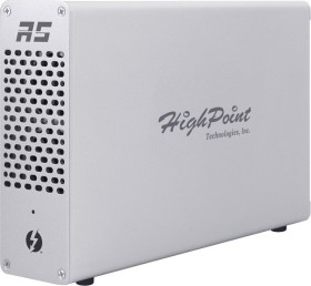 HighPoint RocketStor 6661A, Expansion Chassis for PCIe, Thunderbolt 3