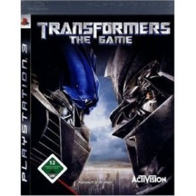 Transformers - The Game (PS3)