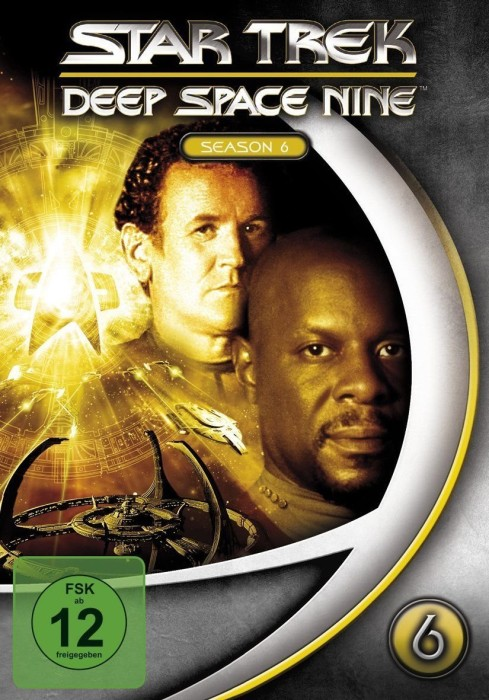 Star Trek: Deep Space Nine Season  6 (UK) -- via Amazon Partnerprogramm