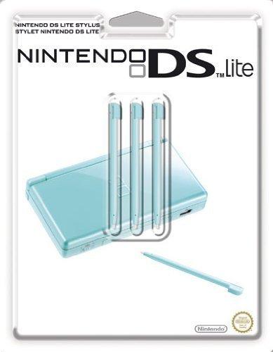Nintendo Stylus Pen 3er Set für Nintendo DS (DS) (verschiedene Farben) -- via Amazon Partnerprogramm