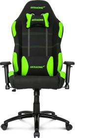 AKRacing Nitro Gamingstuhl, schwarz/grün (AK-NITRO-GN)
