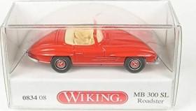 Wiking MB 300 SL Roadster orange (083408)