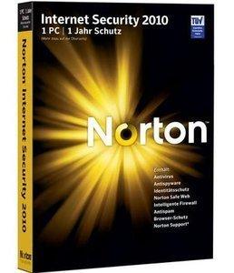Symantec: Norton Internet Security 2010, 5 PCs (englisch) (PC) (20044643)