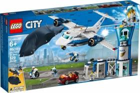 LEGO City Polizei - Polizei Fliegerstützpunkt (60210)