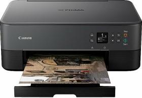 Canon PIXMA TS5350 schwarz, Tinte, mehrfarbig (3773C006)