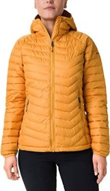 Columbia Powder Lite Hooded Jacke raw honey (Damen) (1699071-756)