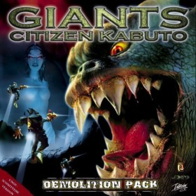 Giants - Citizen Kabuto Demolition Pack (PC)