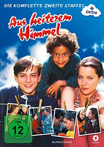 Aus heiterem Himmel Staffel 2 -- via Amazon Partnerprogramm