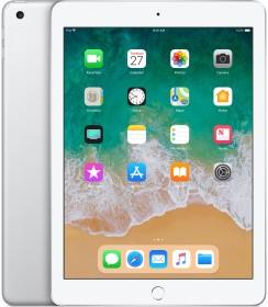 Apple iPad 128GB, silber - 6. Generation / 2018 (MR7K2FD/A)