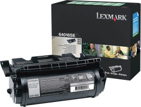 Lexmark Return Toner 64016SE schwarz